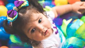 Festa Infantil Porto Alegre - 1 ano da Marina - Jesien Fotografia