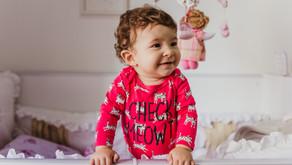 Lavínia 10 meses | Ensaio do Bebê