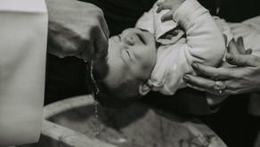 Batizado do Marcelo
