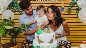 Fotografia de Festa Infantil - 1 aninho do Joaquim