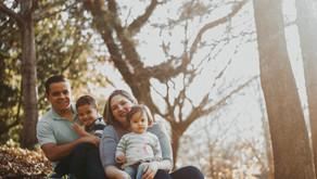 Ensaio de Família Porto Alegre | Dia dos Pais Bruna, Thiago, Anita e Raul
