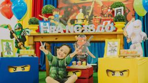 Aniversário Infantil Porto Alegre - 6 anos do Francisco