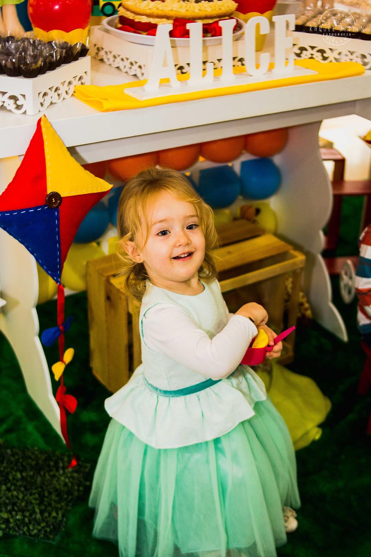 Fotografia festa de aniversário infantil porto alegre