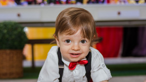 Fotografo Festa Infantil Porto Alegre | 1 ano do Lorenzo