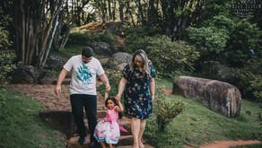 Valentina 3 anos | Ensaio Família