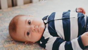 Ensaio do Bebê Porto Alegre | 3 meses do Miguel