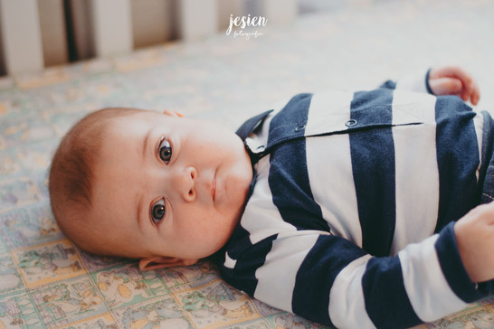 Ensaio do Bebê