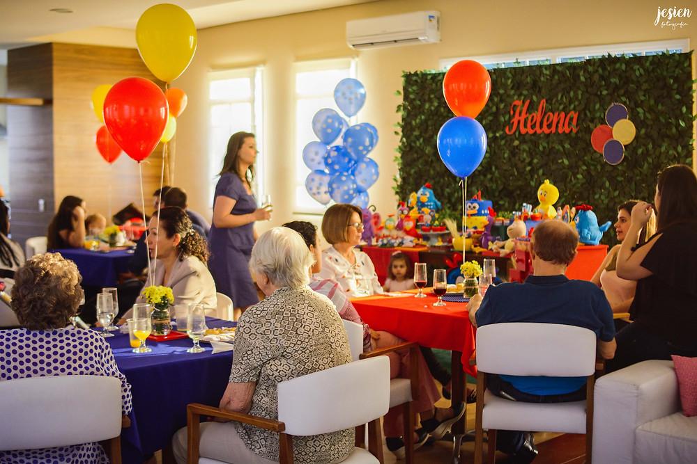 Festa de aniversário infantil porto alegre