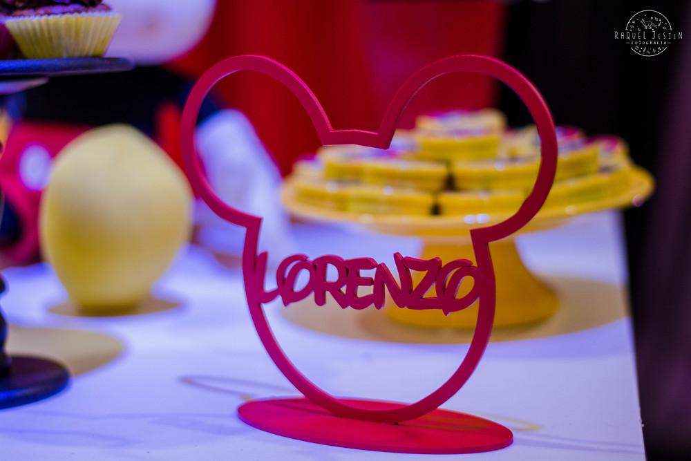 Fotografo Festa Infantil Porto Alegre 1 ano decoração mickey