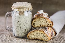 Sourdough Starter and Bread.jpg