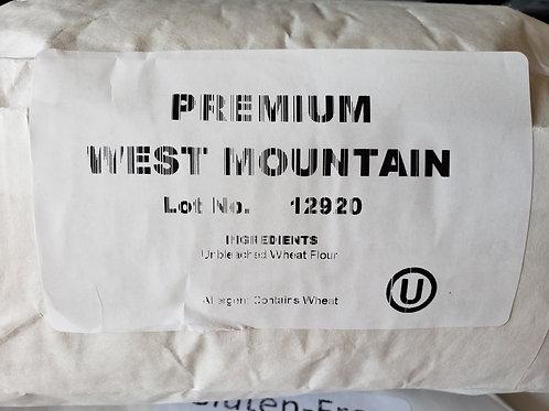 Premium West Mountain Bread Flour (biological) - 25lb, 50lb