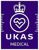 UKAS Accreditation Symbol - white on purple - Medical.jpg