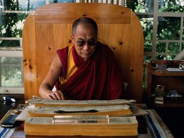 Dalai Lama, raccolta dei Tweet (Tradotti) di Sua Santità