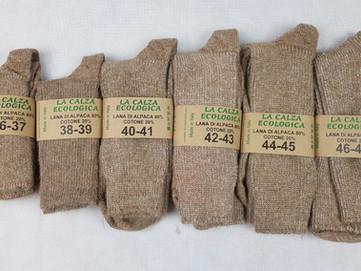 Calze in Alpaca - Da dove provengono