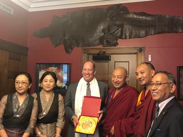 L'America si muove per il Tibet