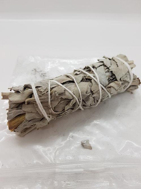 Salvia bianca, 50gr per fumigazioni
