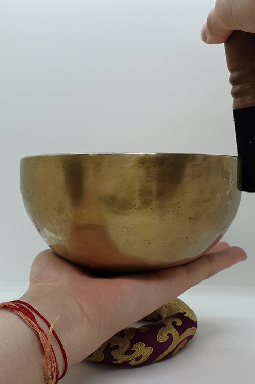 Campana tibetana 16.5cm art 57