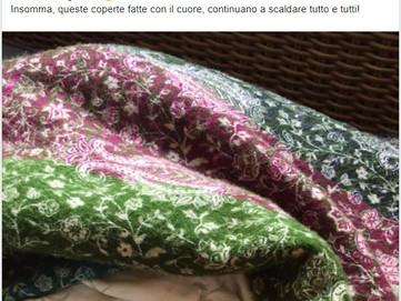 Coperte in lana di Yak - Qualità dopo 8 anni, da una cliente