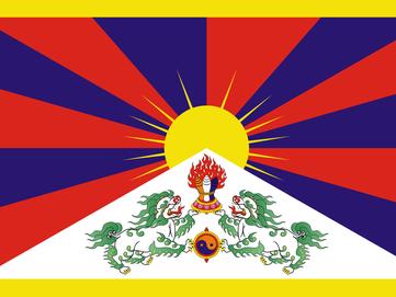 Bandiera del Tibet: cosa rappresenta?