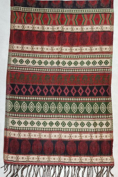 Coperta / scialle in lana di Yak piccola 202