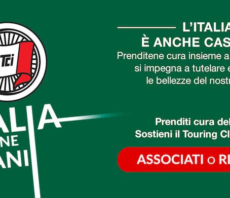 ASSOCIATI O RINNOVA - Touring Club Italiano a Brescia con #Amerigoviaggi