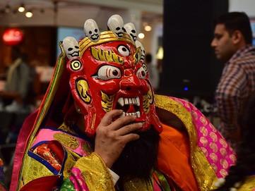 Maschere Rituali e Cham, la magia delle Maschere buddhiste