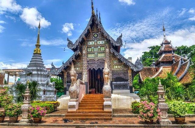 CHIANG MAI THAILANDIA TOUR VIAGGIO DI NO