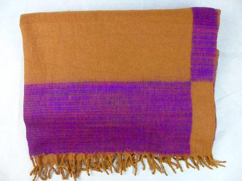 Coperta in lana di Yak grande art 257