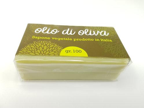 Sapone Olio di Oliva / Sapone Naturale e Vegano