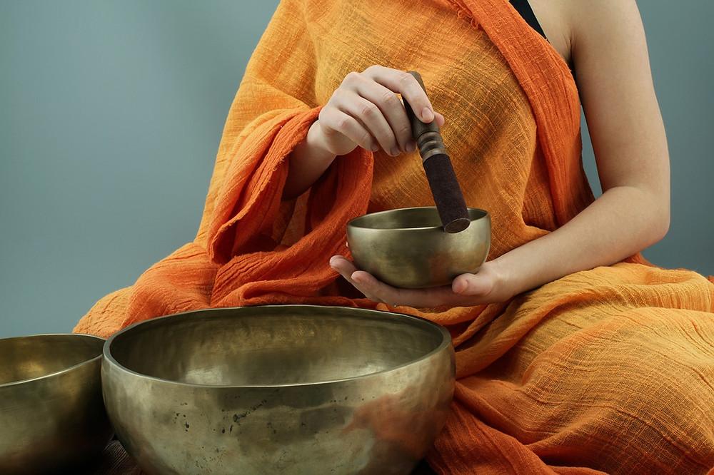 Come meditare con le campane tibetane