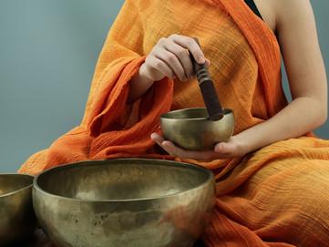 Ogni giorno 10 minuti di meditazione con le Campane Tibetane