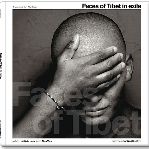 Book FACES OF TIBET