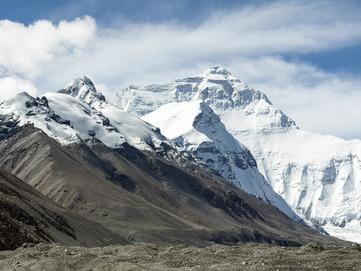 Riscaldamento Globale - Tibet, Campo Base Everest registra +7°C