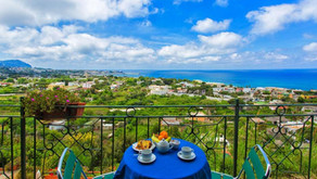ISCHIA FORIO: Stupendo hotel 4****panoramico a 690€ per 15 giorni (trasferimenti inclusi!)
