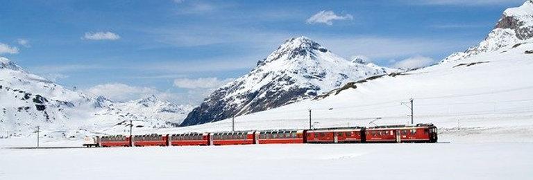 Trenino del Bernina - 08 Novembre 2020