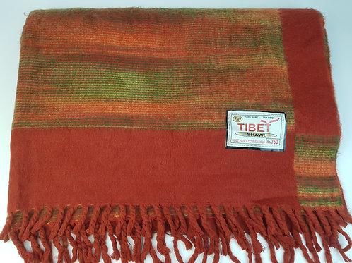 Coperta in lana di yak grande art 327