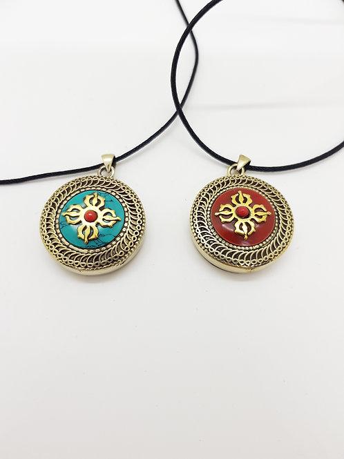 Ciondolo tibetano
