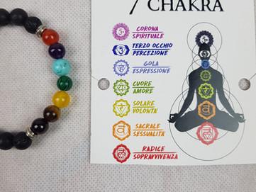 Bracciale Chakra 7 - Significato e provenienza