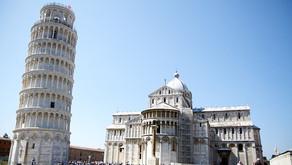 PISA & LA TORRE PENDENTE: Domenica 14 Novembre