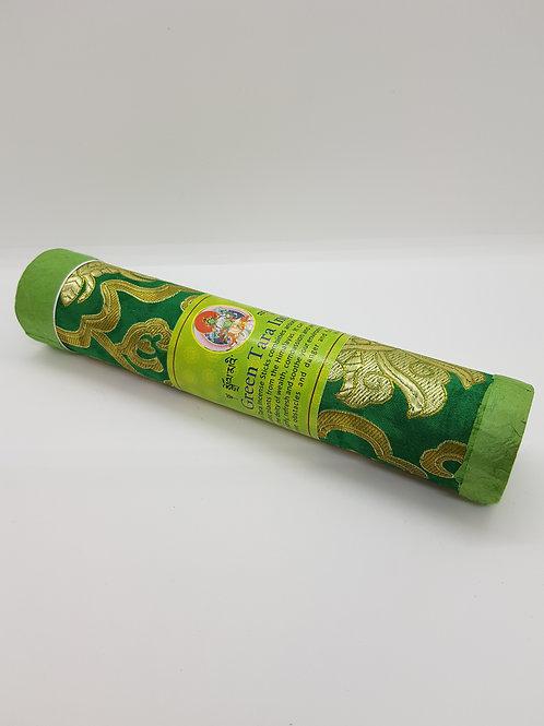 Green tara incenso naturale