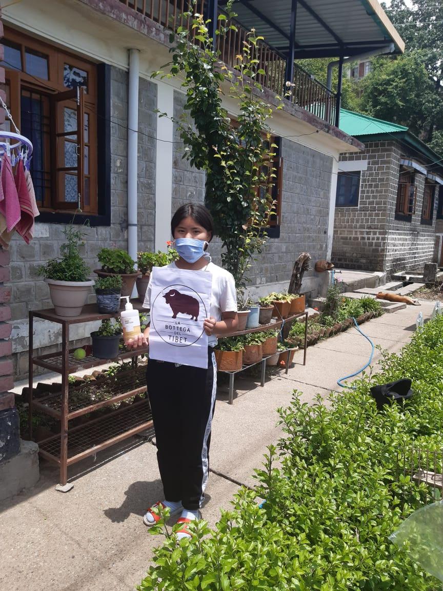 La Bottega del tibet donazione covid 19
