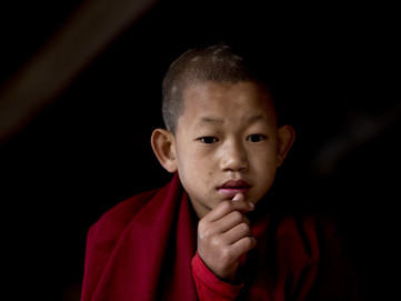 Artigianato Tibetano ? - Si, direttamente...