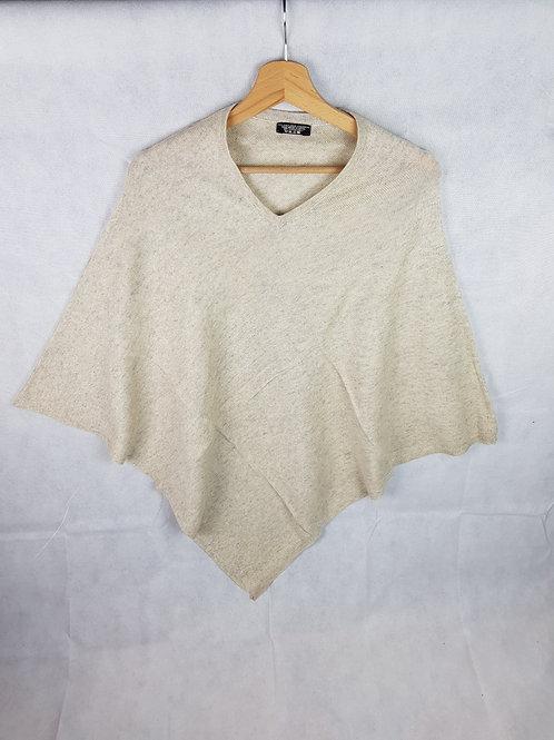 Poncho in cashmere art 181