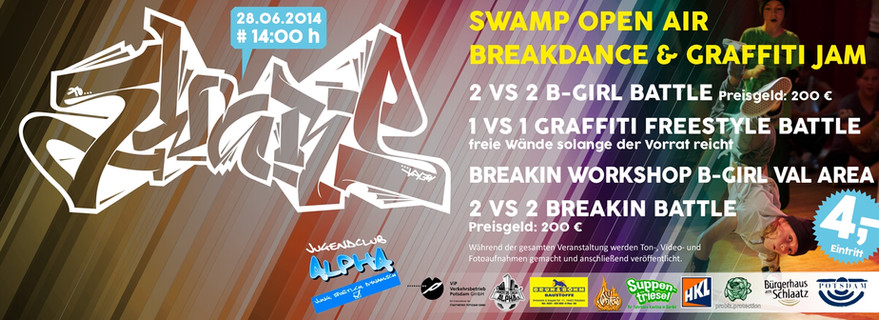 SWAMP OpenAir 2014