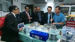 泰北理工學院參訪