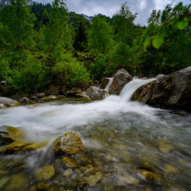 Göschenen-Alp-Reuss