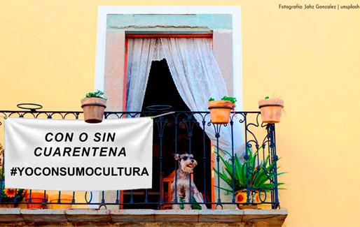 La Plataforma Nuevos Realizadores promueve la campaña #yoconsumocultura