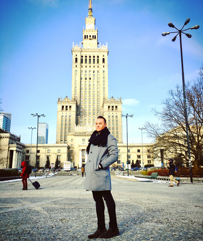 OOTD 3 (Downtown Warsaw)