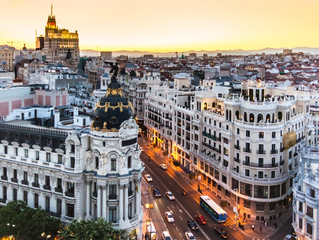 LET'S GO: Madrid, Spain