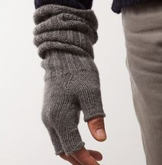 TREND: Fingerless gloves